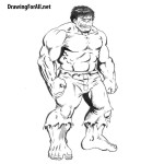How to Draw the Classic Hulk