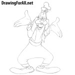 How to Draw Goofy
