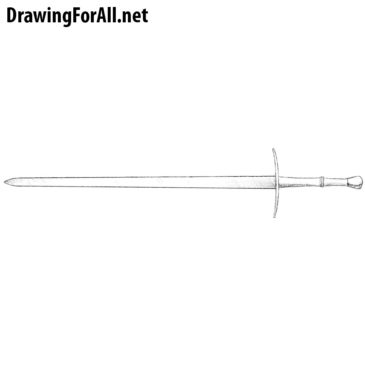 How to Draw a Great Sword