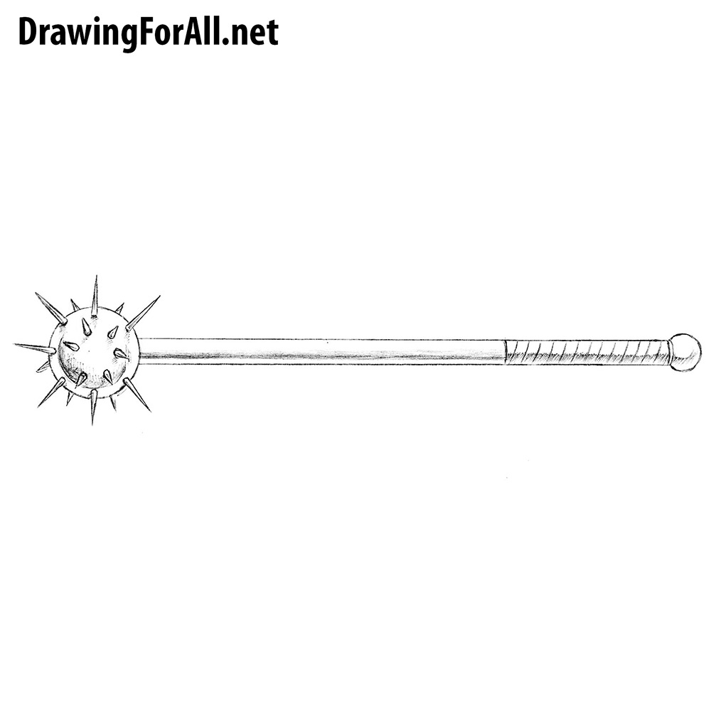 How to Draw a Morning Star