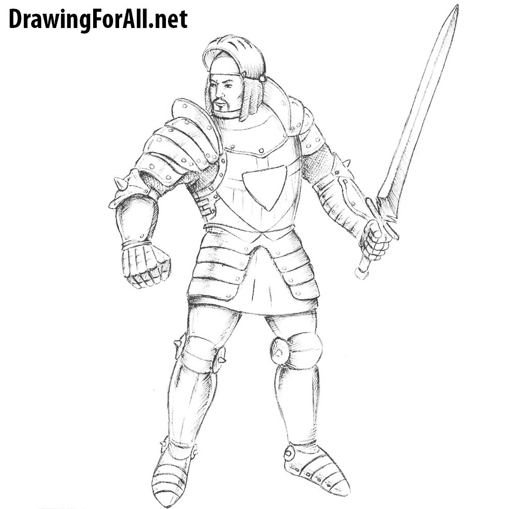 How to Draw the Unnamed from Gothic