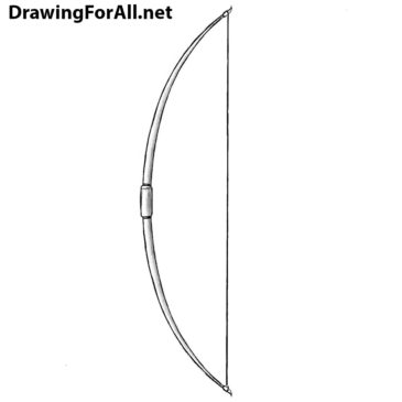 How to Draw a Bow Weapon