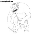 How to Draw a Troll