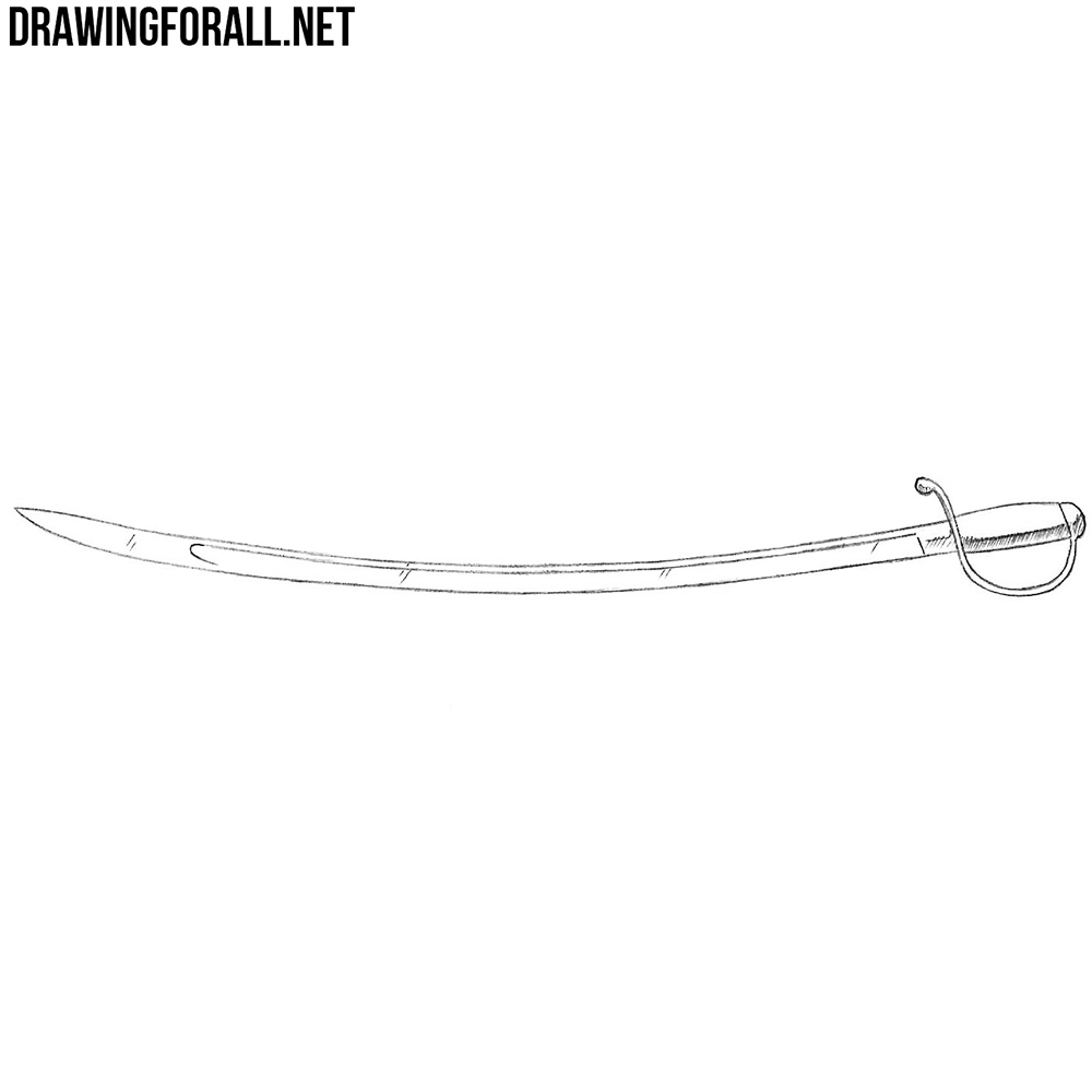 How to Draw a Saber
