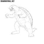 How to Draw Gamera