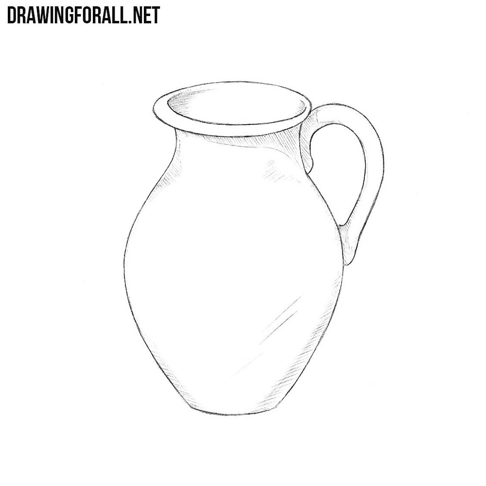 How to Draw a Jug