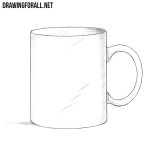 How to Draw a Mug Step by Step