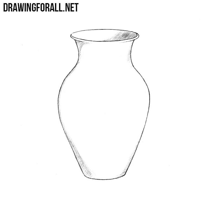 How to Draw a Vase