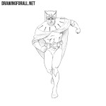 How to Draw Nite Owl