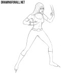How to Draw X-23