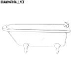 How to Draw a Bath