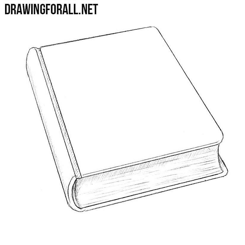 How to Draw a Closed Book
