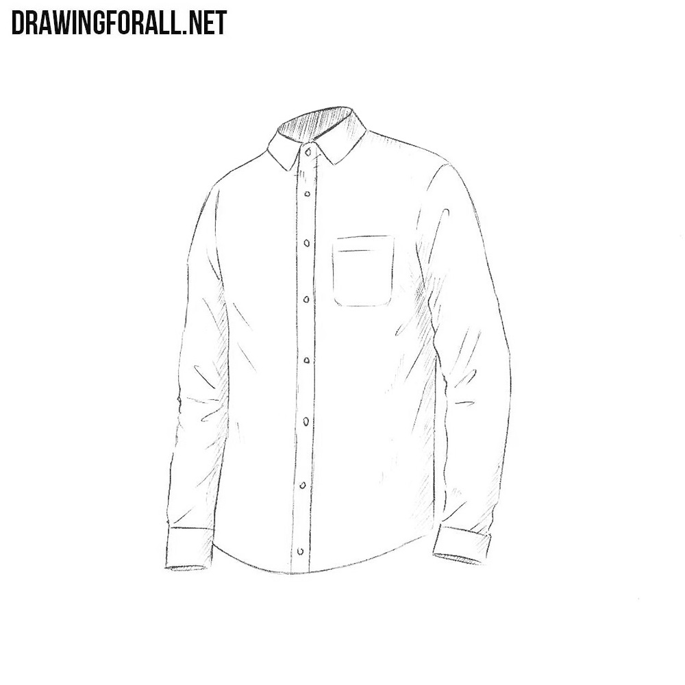 How to Draw a Shirt