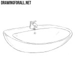 How to Draw a Sink