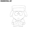 How to Draw Kyle Broflovski