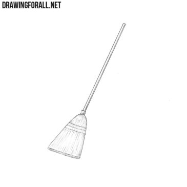 How to Draw a Broom