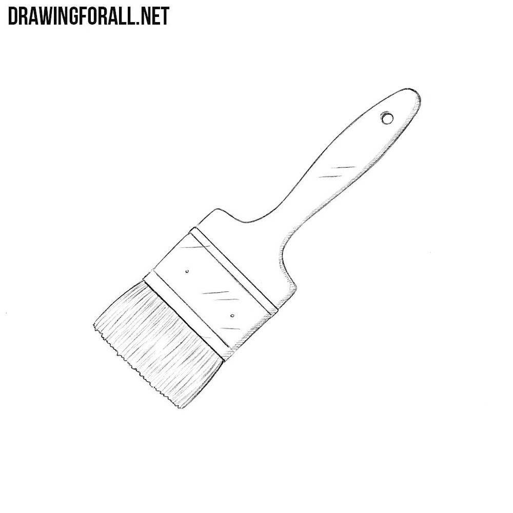 How to Draw a Brush