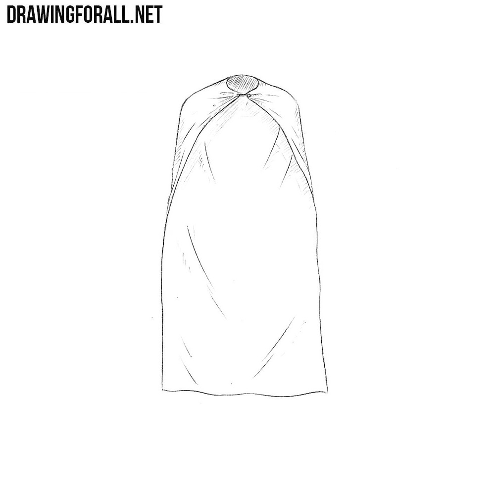 How to Draw a Cape