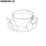 How to Draw a Cup of Tea