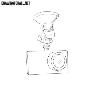 How to Draw a Dashcam