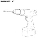 How to Draw a Drill