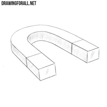 How to Draw a Magnet