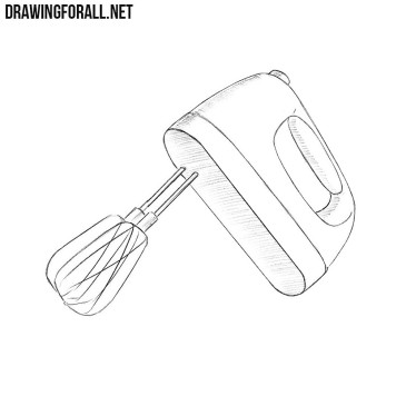 How to Draw a Mixer