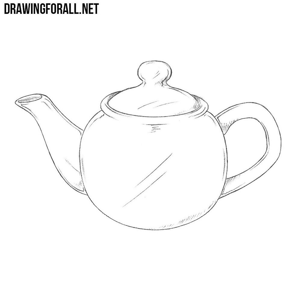 How to Draw a Teapot