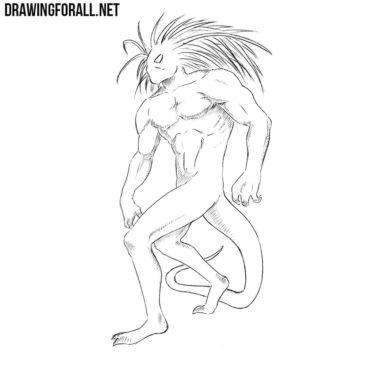 How to Draw Blackheart