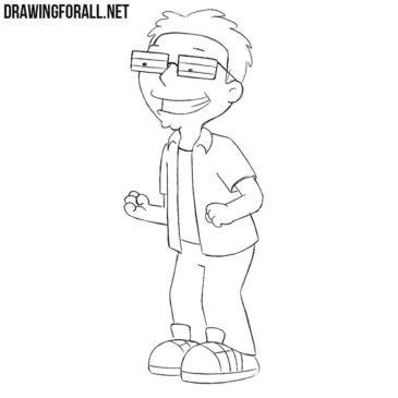 How to Draw Steve Smith