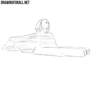 How to draw a Sphinx