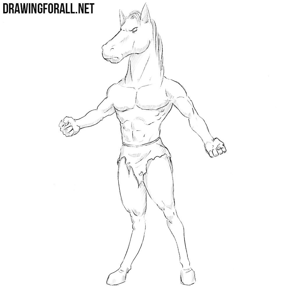How to Draw a Fantasy Creature