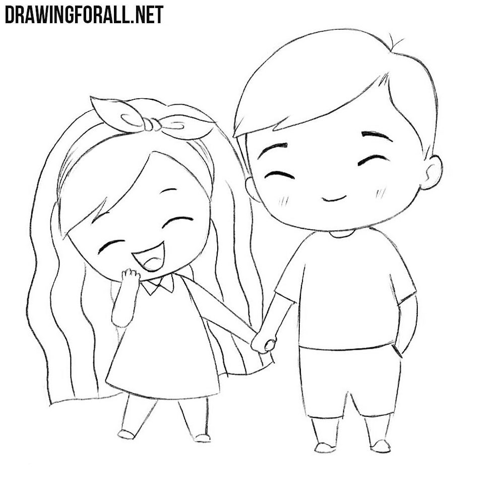 How To Draw Chibi Love Drawingforall Net