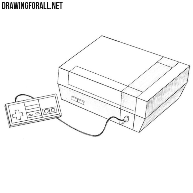 How to Draw a NES