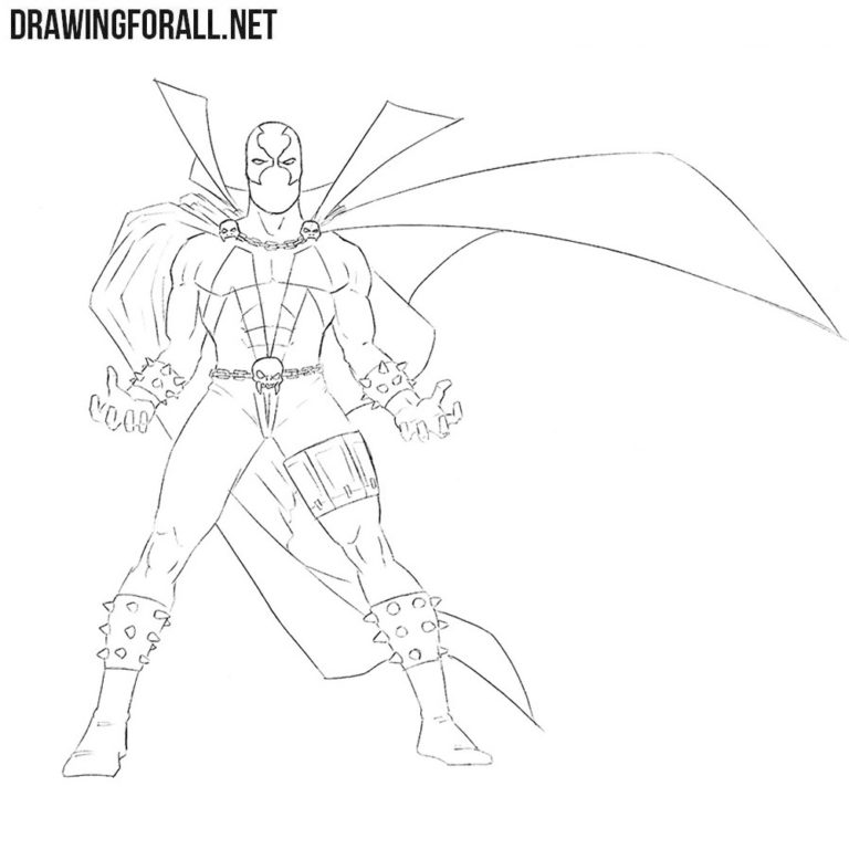 How to Draw Spawn