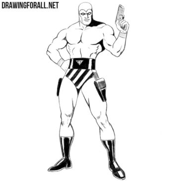 How to Draw The Phantom