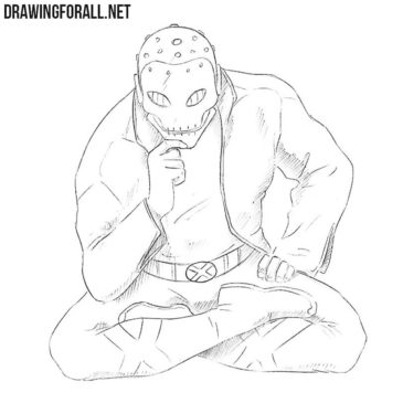 How to Draw Xorn
