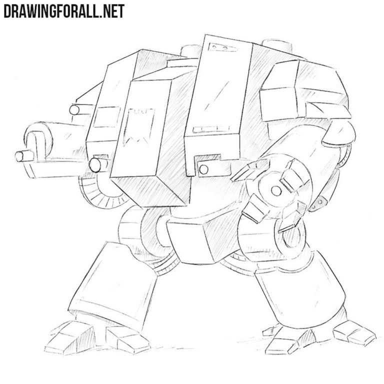 How to Draw a Dreadnought