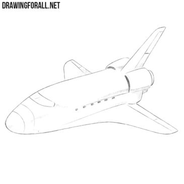 How to Draw a Shuttle
