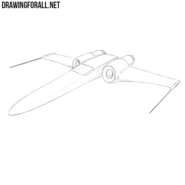 How to Draw a Spaceship