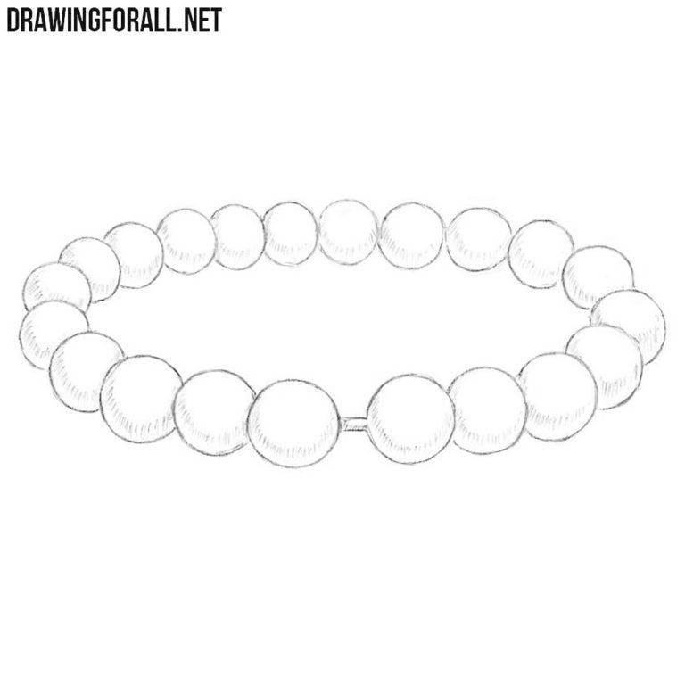 How to Draw a Bracelet