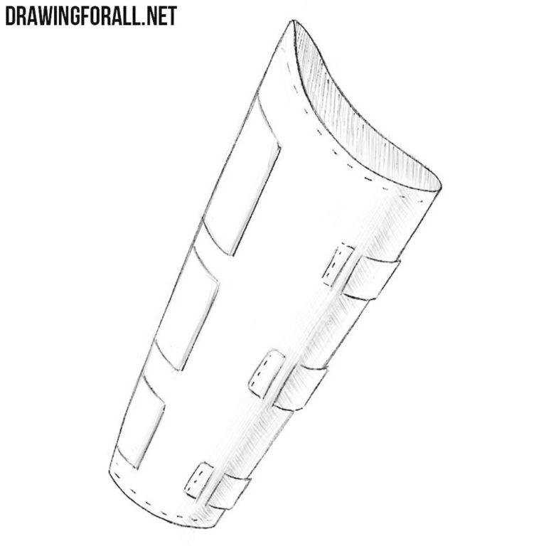How to Draw a Bracer