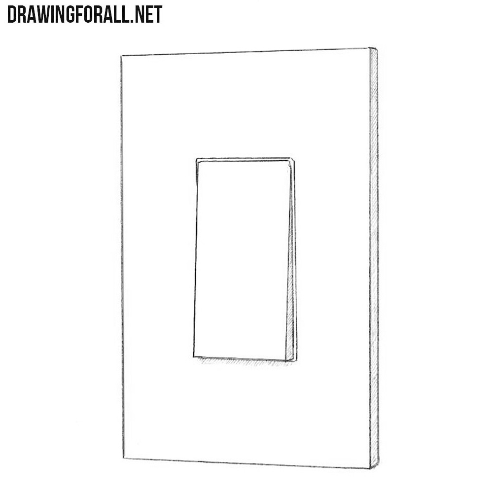 How To Draw A Light Switch