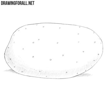 How to Draw a Potato