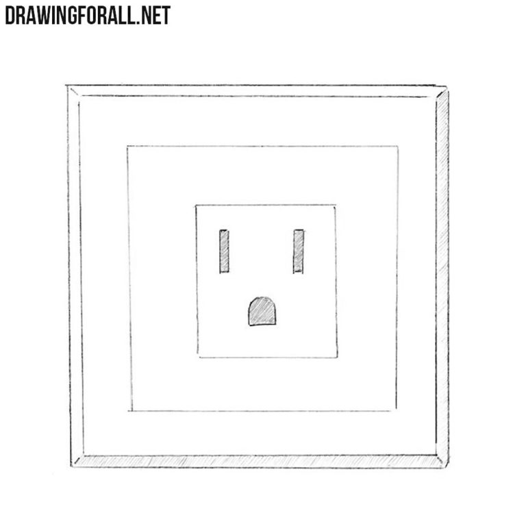 How to Draw a Socket