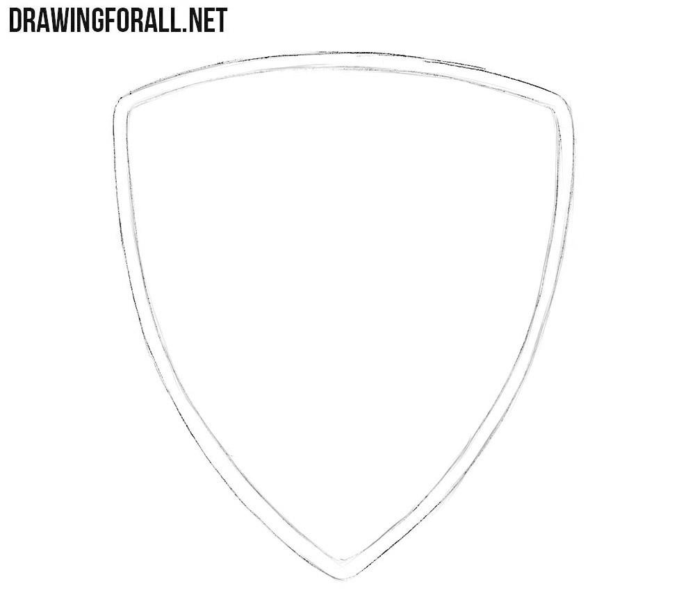 How to draw the Lamborghini logo easymborghini logo easy