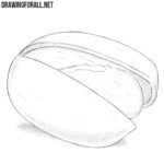 How to Draw a Pistachio