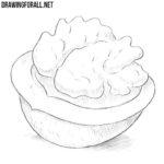 How to Draw a Walnut