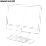 How to Draw an Apple iMac