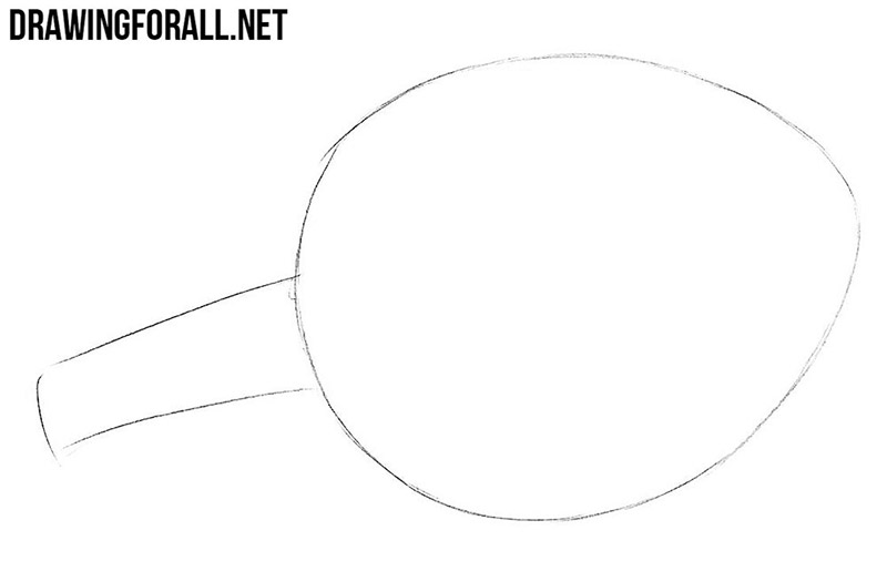 Artichoke drawing tutorial